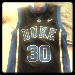 Duke #30 jersey